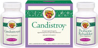 Candistroy 2-Part Candida and Fungus Program